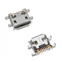 Micro usb sink 0,72 dip 7p