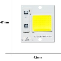 COB LED 220V 10W cold white